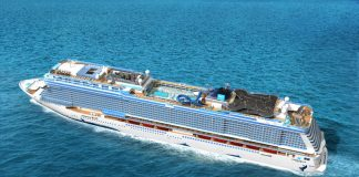 Norwegian Bliss Arial