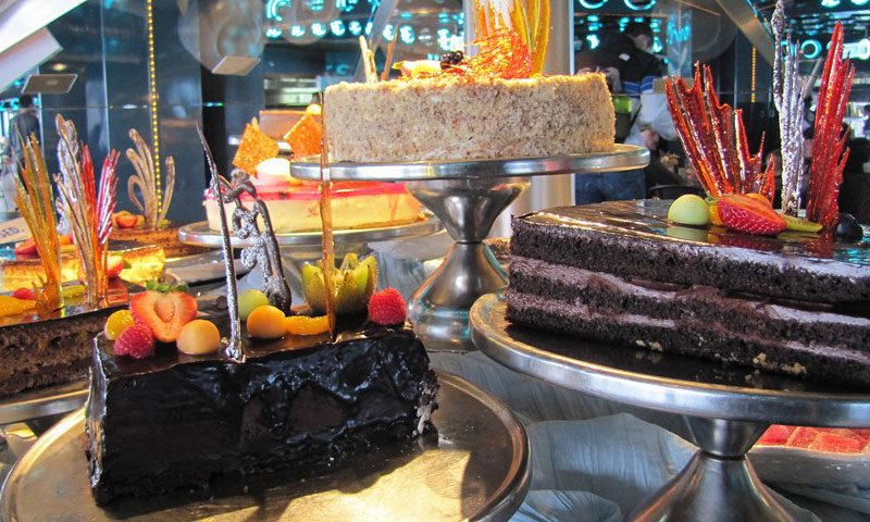 Carnival's Chocolate Extravaganza