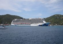 Norwegian Escape In Caribbean