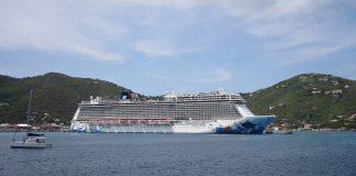 Norwegian Escape In Caribbean