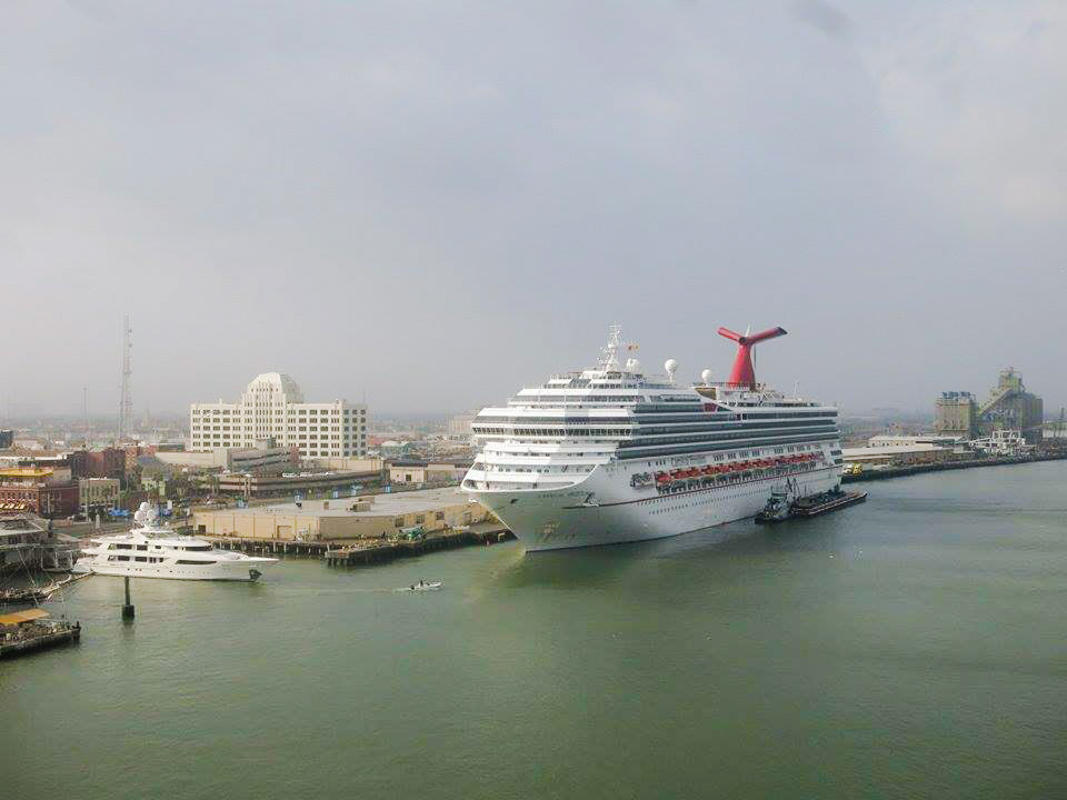 Carnival Cruise Line Makes Itinerary Adjustments Due to Hurricane Harvey