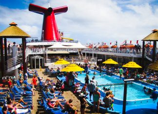 Last Sea Day Carnival Cruise