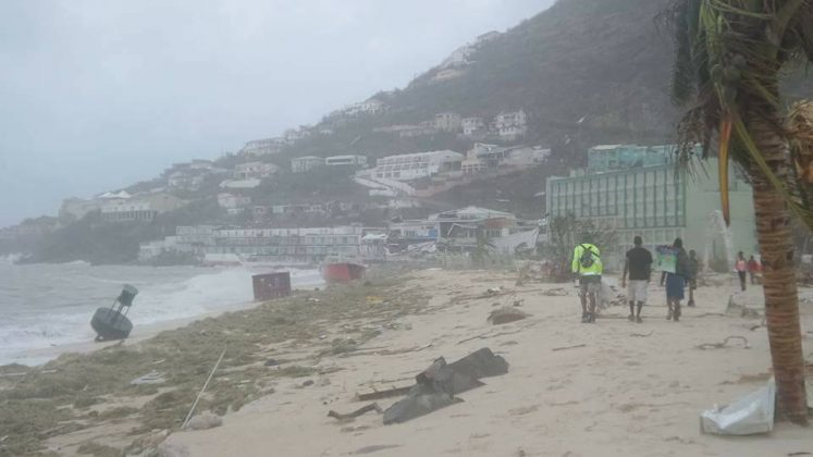 St. Maarten Hurricane Destruction