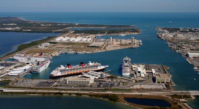 Port Canaveral Florida