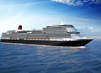 New Cunard Cruise Ship