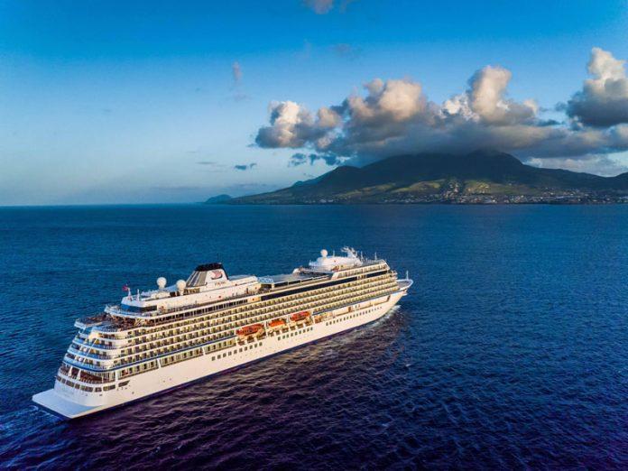 Viking Ocean Ship in St Kitts