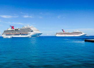 Carnival Cruise Ships In Grand Cayman