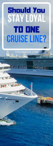 Cruise line loyalty programs including perk program details and are they worth it? Repeat cruisers can gain different cruise vacation benefits.