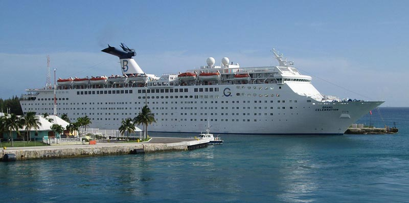 Grand Celebration Cruise Ship