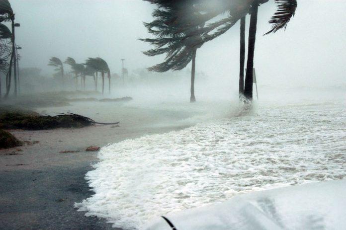 Caribbean Hurricane