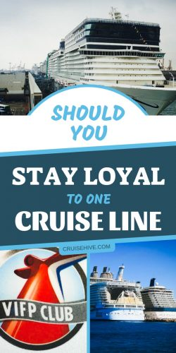 Is it worth to keep cruising with the same cruise line? Let's find out with these loyalty cruise vacation tips.