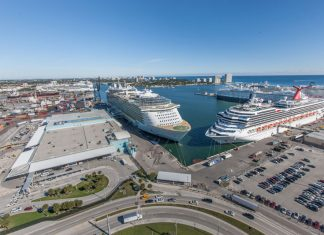 South Florida Cruising, Port Everglades