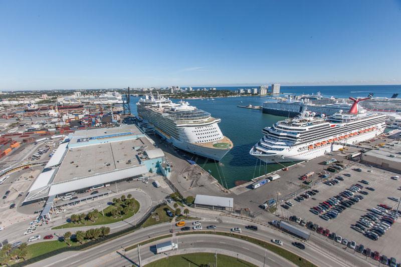 South Florida Cruising, Port Everglades