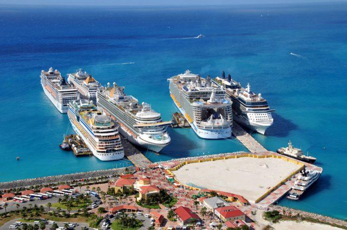 Port St. Maarten Caribbean Cruise