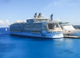 Royal Caribbean Cruise Ships in Cozumel