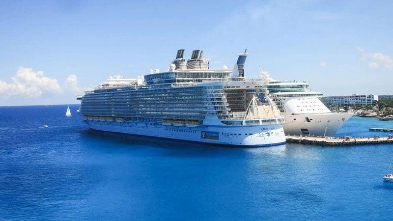 Royal Caribbean Cruise Ships In Cozumel Cruise Hive - Track royal caribbean cruise ships