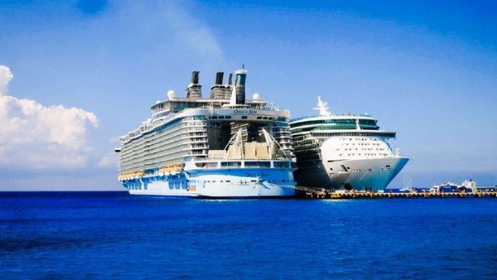 Royal Caribbean Ships by Size