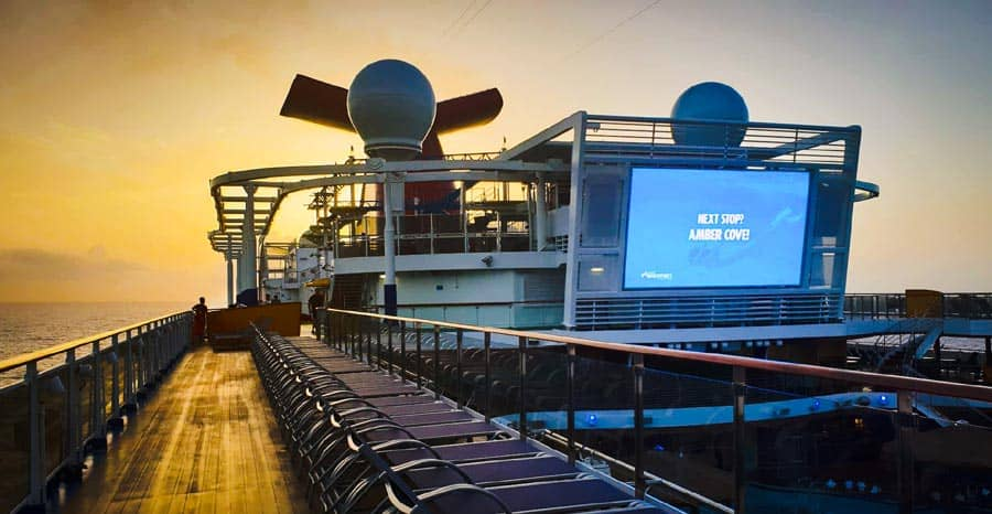 10 Pictures You Have to Take on a Carnival Cruise