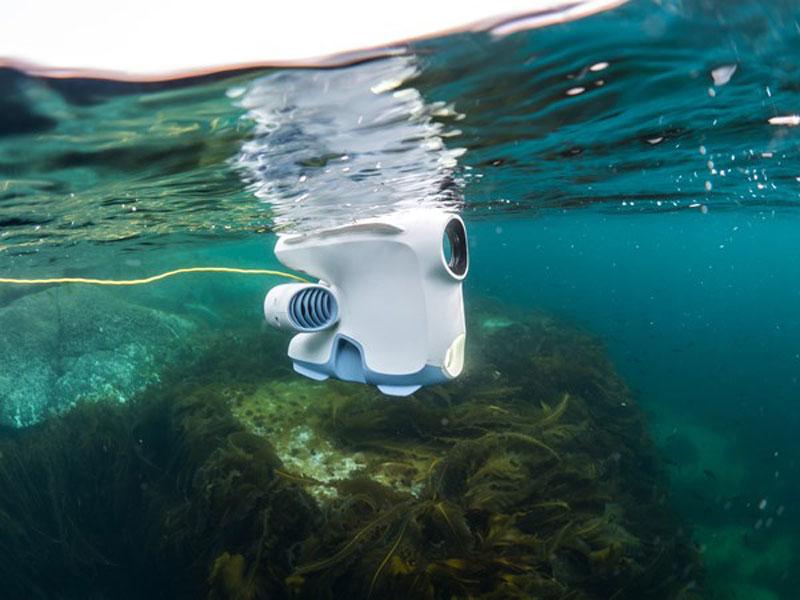 Hurtigruten Underwater Drone