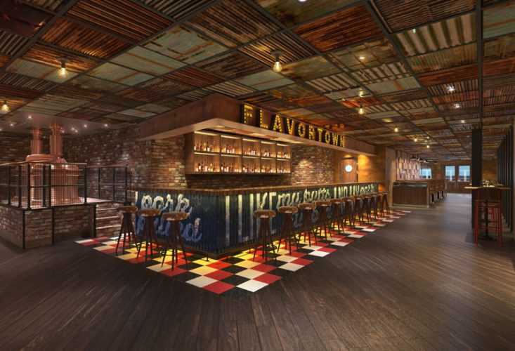 Carnival Horizon Guy's Pig & Anchor Bar-B-Que Smokehouse|Brewhouse