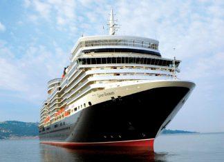 Queen Elizabeth Ocean Liner