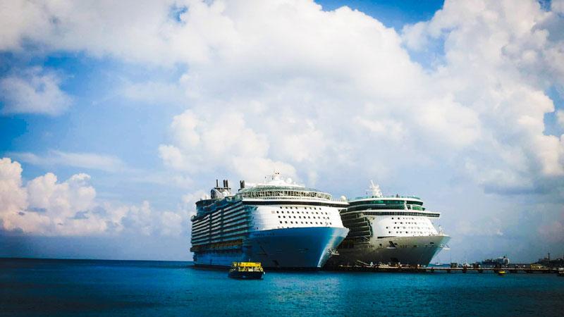 Royal Caribbean Cruise Ships, Cozumel