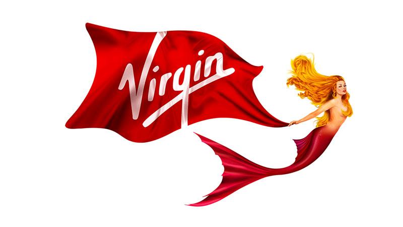 Virgin Voyages Mermaid