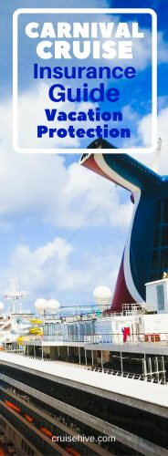 Carnival Cruise Insurance Guide (Vacation Protection)