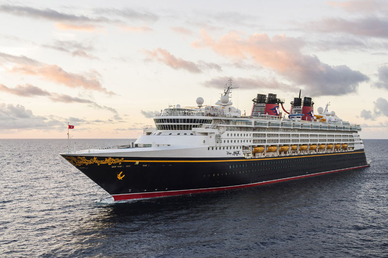 Disney Cruise Line Magic