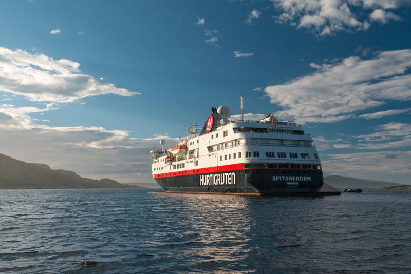 MS Spitsbergen, Makkovik Canada