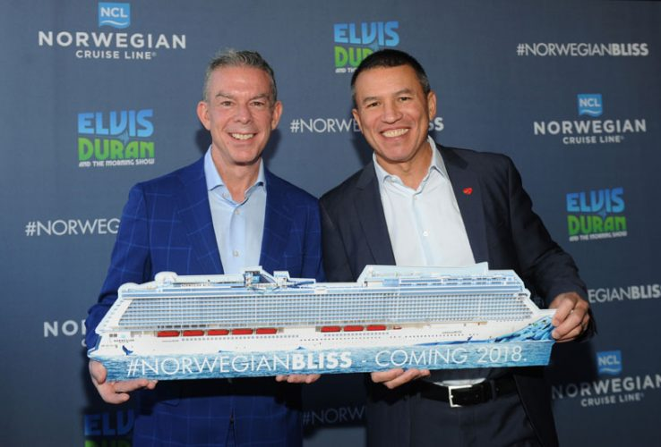Norwegian Bliss Godfather