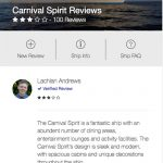 Cruisetouch, Reviews