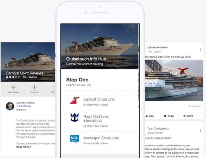 Cruisetouch App