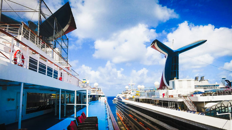 carnival cruise line discontinues two pixels photo packages
