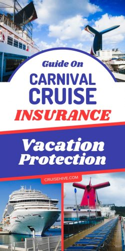 A full guide on Carnival cruise insurance, find out what the cruise line offers for its Vacation Protection.