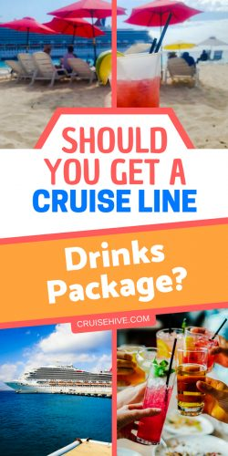 If you have a cruise vacation coming up then you'll want to know if you will need a cruise drinks package. Here are cruise tips to help you decide.