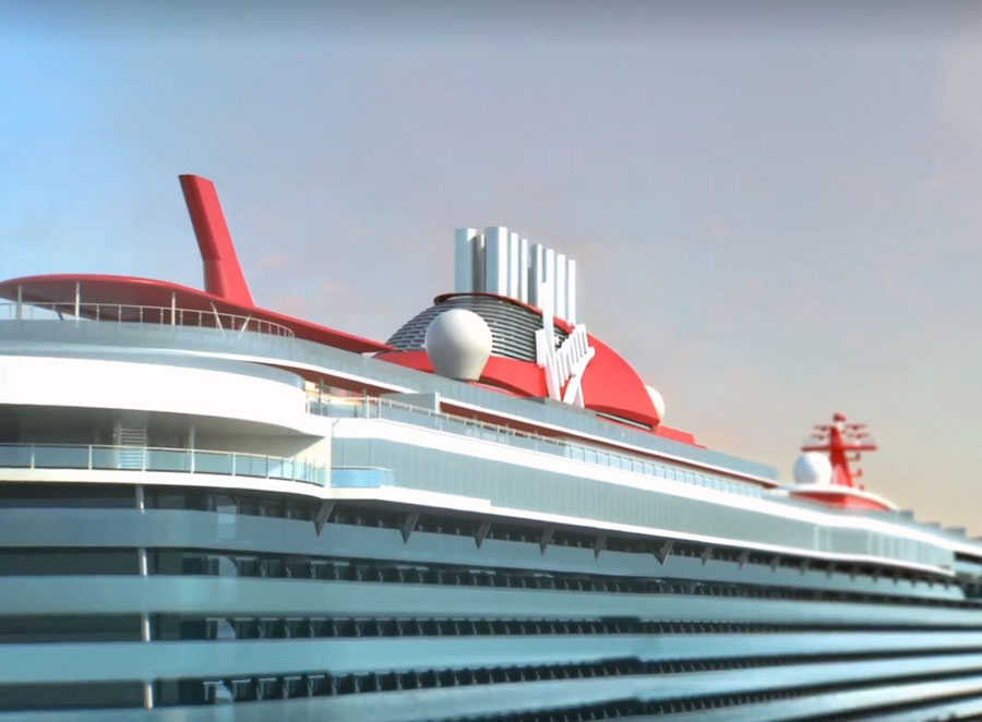 Insight on Virgin Voyages Cruise Ship