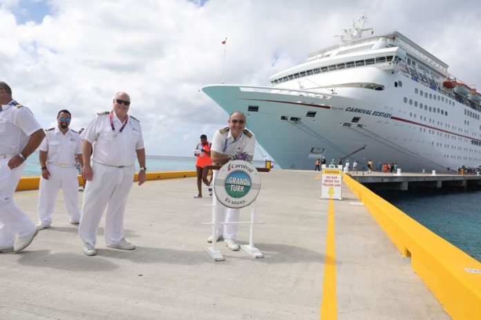 Grand Turk Cruise Port Back Open