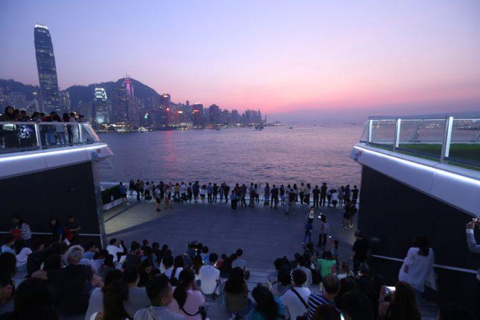 Ocean Terminal Deck, Hong Kong