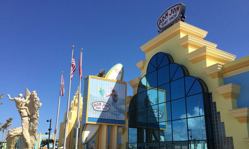 Ron Jon Surf Shop, Port Canaveral
