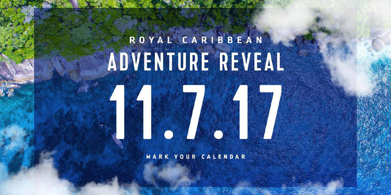 Royal Caribbean Reveal