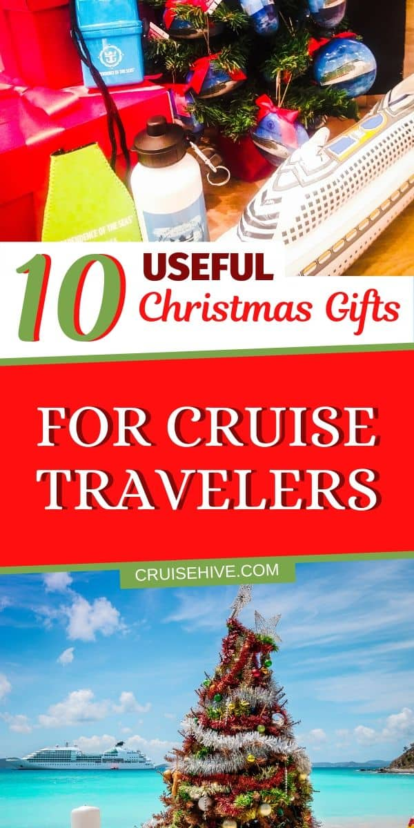 Christmas Gifts for a Cruise