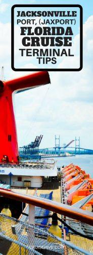 Jacksonville Port (JAXPORT), Florida Cruise Terminal Tips