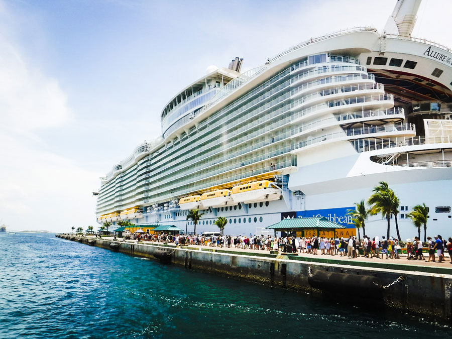 All About The Royal Caribbean Allure of the Seas
