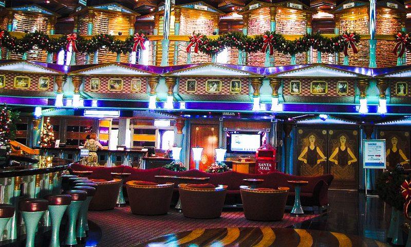 Christmas on Cruise Ship