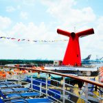 Carnival Elation in Jacksonville Port (JAXPORT)