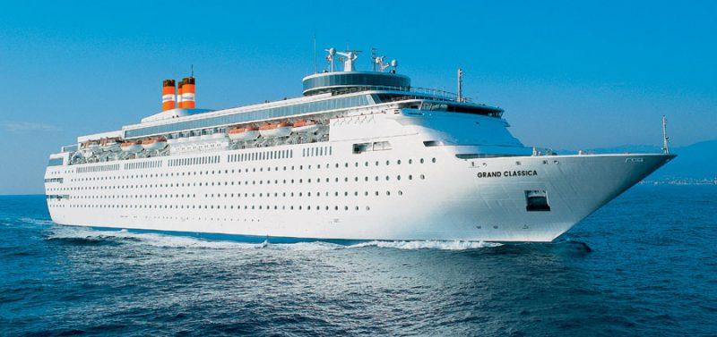 Grand Classica At Sea