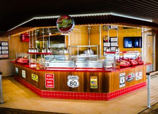 Guys Burger Joint, Carnival Cruise Line