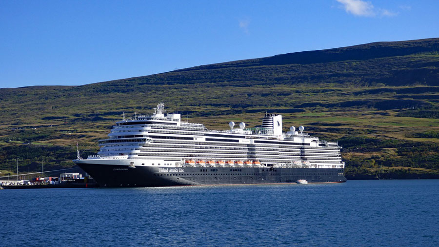 ms Koningsdam, Holland America Cruise Ship
