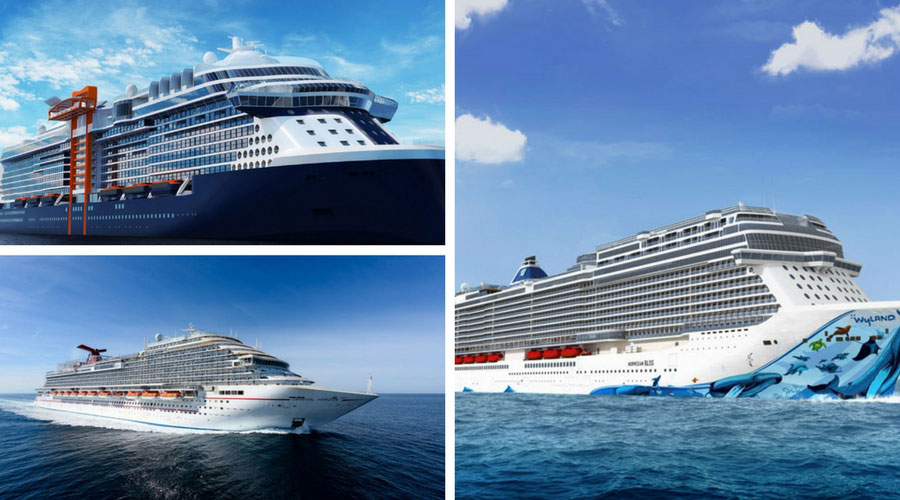 Five Major New Cruise Ships To Sail From Florida In - Smoking policy on cruise ships
